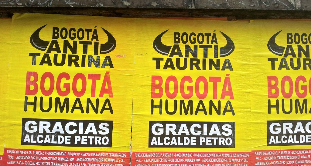 Bogota Anti Taurina